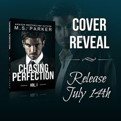 Jennifer's Book Obsession: COVER REVEAL - Chasing Perfection by M.S. Parker....http://bit.ly/1q8hHsJ