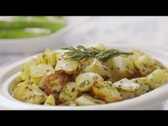 Healthy Recipes - How to Make Oven Roasted Potatoes - http://trolleytrends.com/health-fitness/healthy-recipes-how-to-make-oven-roasted-potatoes