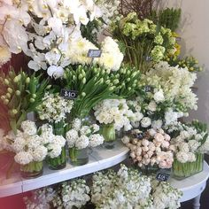 And almost every mum's favourite the good old white and green #fleur #florist #fleurflowers #dontmissout #melbourne #mothersday