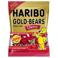 Deal of the Week: Haribo Gold-Bears Cherry Gummi Candy - 4-oz. Bag