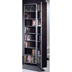 Triskom CD / DVD Storage Cabinet | Wayfair UK