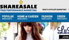 Shareasale Affiliate Program Affiliate Marketing, Blog, Blogging