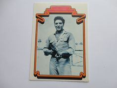 #26 of 66 Elvis Presley Facts Card Collection