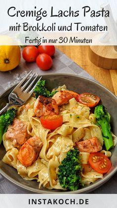 Healthy Food Recipes, Easy Pasta Recipes, Easy Dinner Recipes, Salad Recipes, Easy Meals, Chicken Recipes, Dinner Ideas, Brocoli Salad Recipe, Broccoli Salad