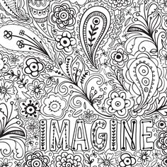 Printable Difficult Coloring Page | Favourites | Coloring pages ...