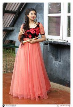 Gown designed by Sindhu Reddy ***Sindhu Reddy Design Studio***