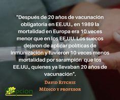 Efectividad de las vacunas
