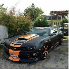 Camaro SS done right