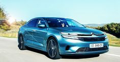 Citroen Group Page - All new 2018 Citroen C5 III EMP2 based - Drive