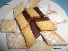 Christmas Cookie Club: 15. Türchen - Mandelbäckerei von giftigeblonde