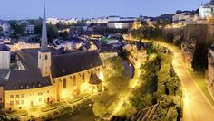The Friendliest Places to Visit in Europe: Luxembourg City