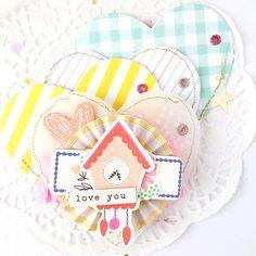 Scrapbook Paper Crafts, Scrapbooking, Scrapbook Embellishments, Love You, Projects, Log Projects, Te Amo, Blue Prints, Je T'aime