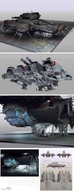 Alien_Isolation_Concept_Art_BW_anesidora_concept-sheet