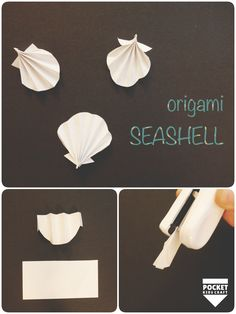 Origami for Everyone – From Beginner to Advanced – DIY Fan Origami Mouse, Origami Yoda, Origami Star Box, Origami Fish, Origami Paper, Modular Origami, Origami Folding, Origami Instructions, Origami Tutorial