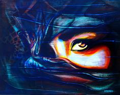"'Marrakesh' by Michael Bond | $250 | 20""w x 16""h | Original Art | http://www.arttwo50.com/buy/art/marrakesh"