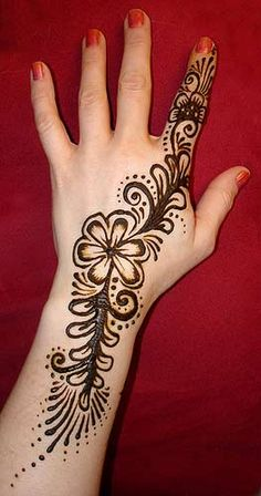 Manhdi✖️HAIR AND BEAUTY  :  HENNA FOR HANDS / حنا / MEHNDI /  حِنَّاء : More Like This Pin At FOSTERGINGER @ Pinterest ✖️