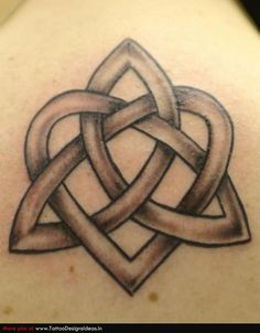 celtic tattoo... I like the shading in this one.