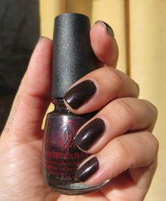 Lubu Heels - China Glaze China Glaze, Nail Polish, Nails, Beauty, Colors, Hipster Stuff, Finger Nails, Ongles, Manicure