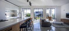 A New Kibbutz Family House by Henkin Shavit Architecture & Design