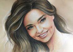Portrait personnalisé portrait de 12  16 au crayon