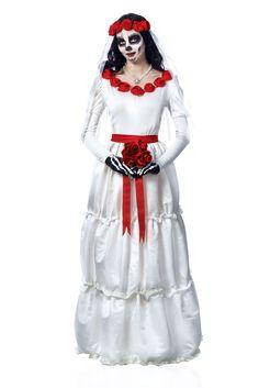 Day Of The Dead Costumes For Dia de Los Muertos Celebrations
