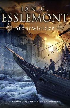 """Read """"Stonewielder A Novel of the Malazan Empire"""" by Ian C. Esslemont available from Rakuten Kobo. A Novel of the Malazan Empire, Ian C. Esslemont's *Stonewielder* is an enthralling new chapter in the epic story of a th. Banks, Empire, Fallen Series, Blood And Bone, Epic Story, Fantasy Series, Fantasy Books, Fantasy Art, New Chapter"""