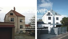 archiweb.cz - Rekonstrukce a přístavba rodinného domu