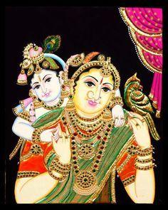 Yashoda Krishna.
