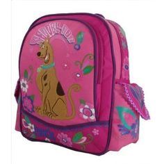 "Spring Blooms Scooby Doo Backpack for small children - Kid size Scooby Doo Back Pack    Price: $13.99        This toddler size Scooby Doo backpack (12""x9 1/2""x4"") from KaracterKlub is the perfect size for going out, daycare or pre-school (perfect size for the kids between 3 - 5 years old). Great for toys and accessories. The bag's padded back and straps makes it very comfortable to carry around all day.               http://springscoobydoobackpackchildren.hotproductsinusa.com"