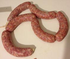 Пасхальная колбаса