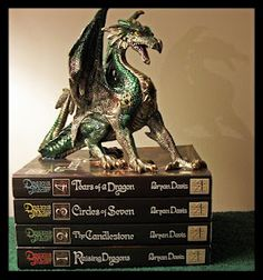 Dragons In Our Midst (Bryan Davis). Books that have nearly everything you'll ever need.