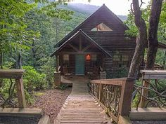 Helen Cabin Rental: Luxury Couples Cabin W/incredible Views & Regulation Pool Table | HomeAway