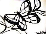 Artsonia Art Exhibit :: Butterfly 2nd