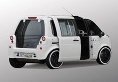 The 100% electric Mia electric city car, in 1, 3 and 4 seat configurations mia-electric.com