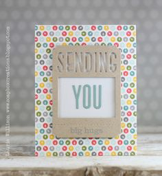 PTI Phrase Play dies and PP stamp set  2014 July Release @soapboxcreation