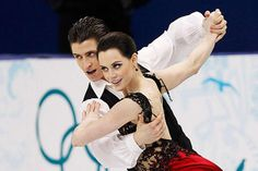 Scott Moir and Tessa Virtue - 2010 Olympic Champions