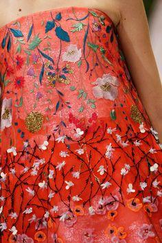 Bravo Raf Simons! (Dior Haute Couture Spring 2013)