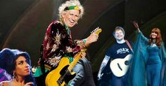 5 surprising music acts Keith Richards rates - watch-