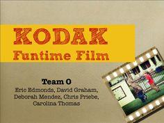 kodak-case-study-5802845 by Carolina Thomas via Slideshare