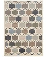 """$49 - for the entry way Sphinx Warren Cove WC90W Intersection 1'10"""" x 7'3"""" Runner Rug"""