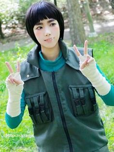 Cosplay do Rock Lee Cosplay Anime, Vocaloid Cosplay, Naruto Cosplay, Epic Cosplay, Naruto Shippuden, Boruto, Rock Lee Naruto, Naruto Sage, Haikyuu