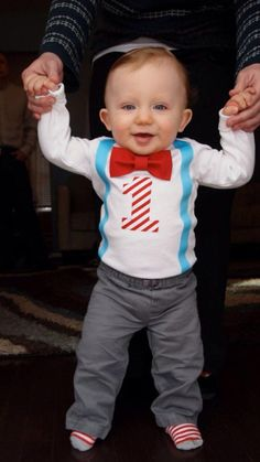Boys First Birthday Outfit - Dr Seuss Cat in The Hat - Bow Tie Suspender - Carnival Birthday outfit - Winter Onederland - Blue Red - 1 - http://www.babies-clothes.info/boys-first-birthday-outfit-dr-seuss-cat-in-the-hat-bow-tie-suspender-carnival-birthday-outfit-winter-onederland-blue-red-1.html