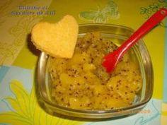 Compote pommes kiwis, Recette Ptitchef