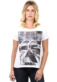 Camiseta Feminina estampa minas gerais