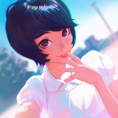 Art by Ilya Kuvshinov* • Blog/Website | (www.kr0npr1nz.tumblr.com) • Online Store | (www.society6.com/kr0npr1nz) • Support | (www.patreon.com/KR0NPR1NZ) ★ || CHARACTER DESIGN REFERENCES (www.facebook.com/CharacterDesignReferences & pinterest.com/characterdesigh) • Love Character Design? Join the Character Design Challenge (link→ www.facebook.com/groups/CharacterDesignChallenge) Promote your art and make new friends in a community of over 20.000 artists! || ★