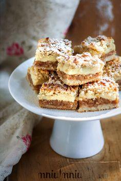 Vegan Sweets, Vegan Desserts, Vegan Recipes, Cooking Recipes, Vegan Food, Raw Cake, Vegan Cake, Polish Recipes, Plant Based Recipes