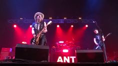 Adam Ant Live - Red Scab - Brighton, May 18, 2017