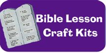 Children's Crafts & Bible Lessons
