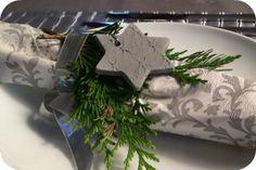 DIY; Servetringen maken // napkin ring // clay // xmas // kerst //ster //star