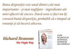Citat Richard Branson - The Virgin Way #quote #inspiration #branson